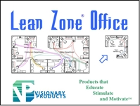 Lean Zone® Office Lean Office, Office Lean, Lean Game, Lean Lego, Lean Simulation, Lean Service